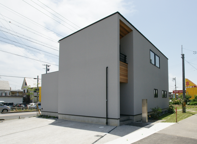 西尾 モデルハウス