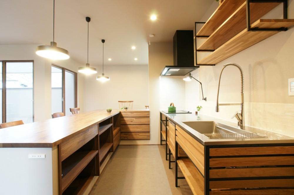 リキューの家はかっこいいのか。-リキューが考えるデザイン性-