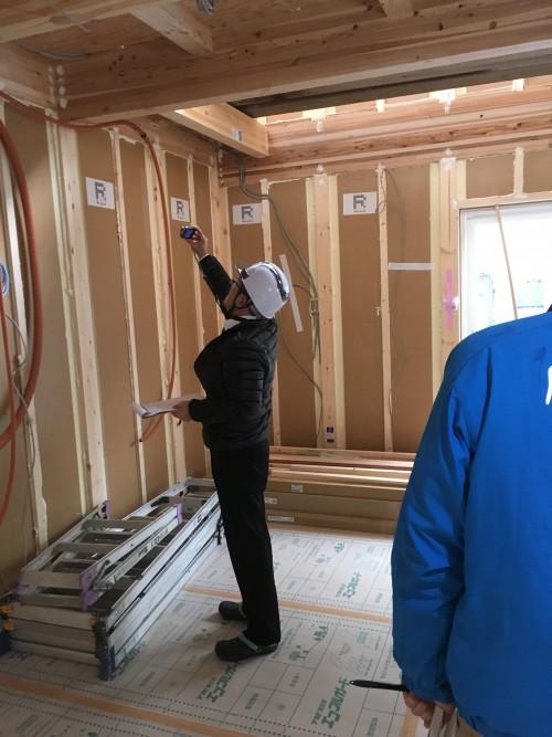 現場の施工が性能を決める  ーRプラスハウス本部による現場チェックー
