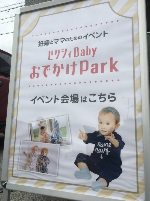 かわいい赤ちゃんのおひるねアートがた~くさん撮れました (o→ܫ←o)♫  ~ゼクシイBabyおでかけPark~