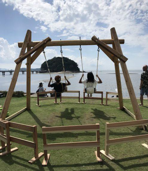 竹島ガーデンピクニック!!!