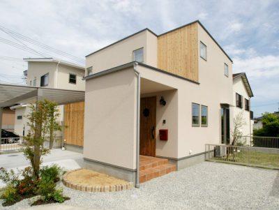 新築住宅の外構・お庭について