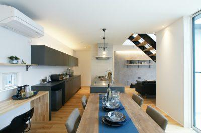R+houseキッチン