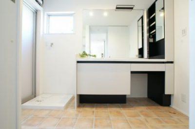 洗面台の場所考えてますか?