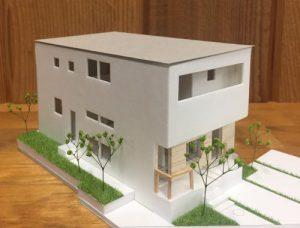 二世帯住宅 模型 見学会