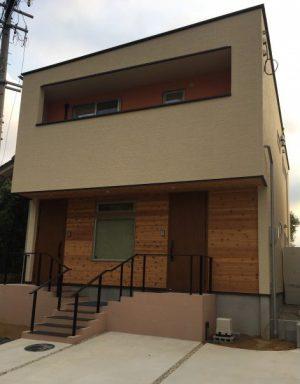 OPEN HOUSE ~玄関土間でつながる二世帯住宅~